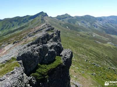 Sierra de Peña Labra-Alto Campoo; grupo reducido senderismo gratis, free senderismo nivel alto hikin